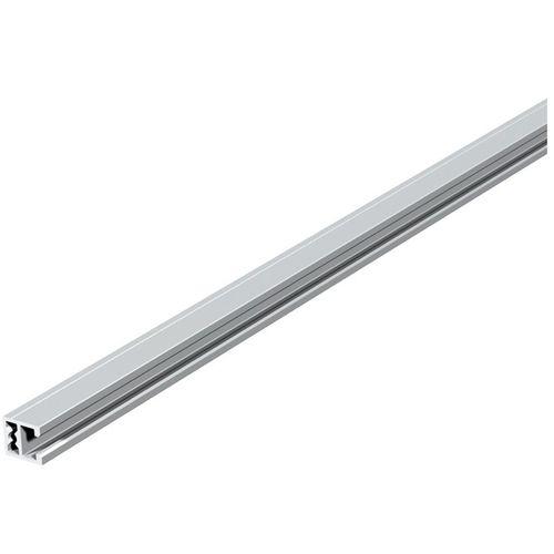 profilo in alluminio anodizzato / con scanalature / a T / estruso