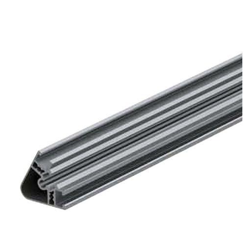 profilo in alluminio anodizzato / a T / a V / estruso