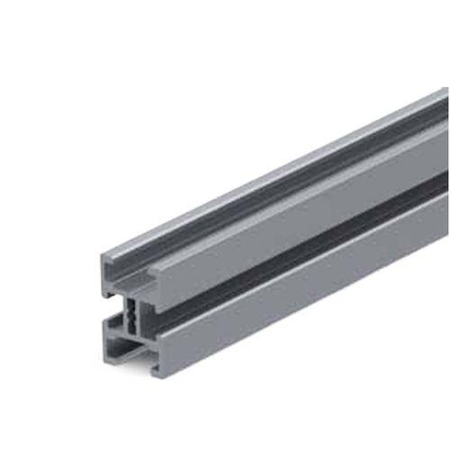 profilo per telai / in alluminio anodizzato / a sezione rettangolare / a T