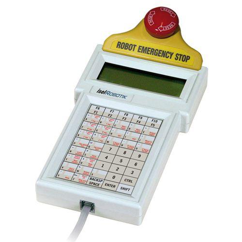 terminale con tastiera
