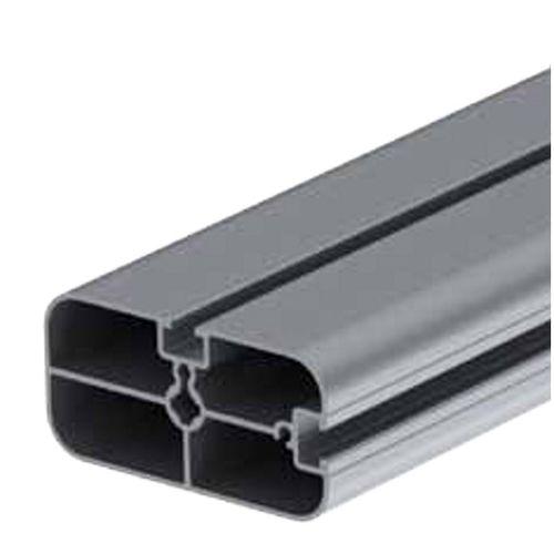 profilo in alluminio anodizzato / rettangolare / a T / estruso