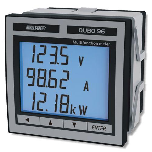 analizzatore di rete elettrica DC / di qualità di energia / da integrare / digitale