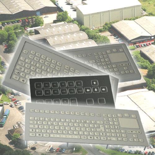 tastiera industriale
