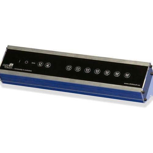 tastiera capacitiva / ad incastro / con sistema di puntamento / con touchpad