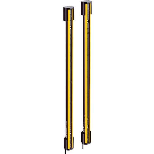barriera fotoelettrica di sicurezza di tipo 2 / multifascio / a barriera / robusta