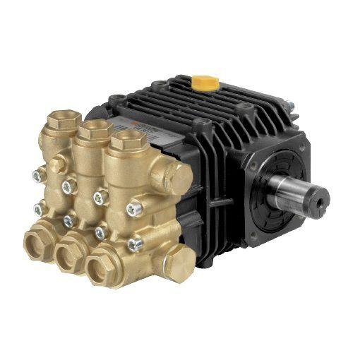 pompa ad acqua / con motore elettrico / a stantuffo / industriale