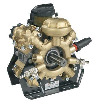 pompa ad acqua / a membrana / industriale / ad alta pressione