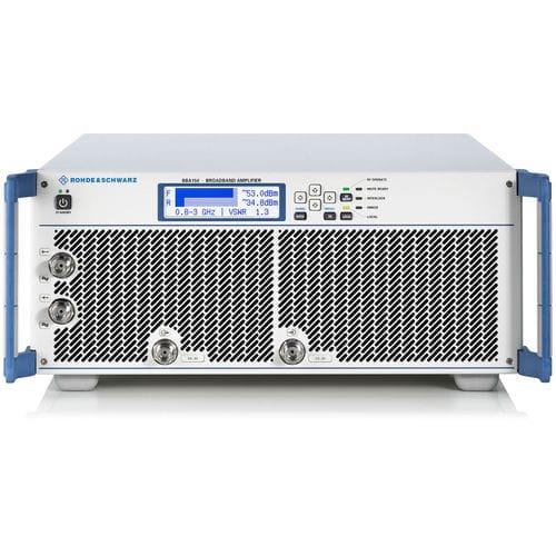 amplificatore di misura / microonde / di alta potenza / rinforzato