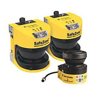 scanner di sicurezza / laser