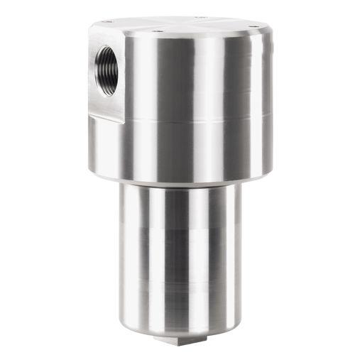 filtro idraulico / con cestello / compatto / modulare
