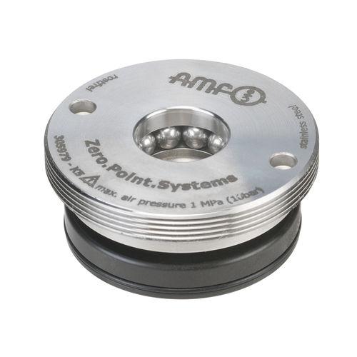 cilindro di bloccaggio a punto zero da integrare - ANDREAS MAIER GmbH & Co. KG (AMF)