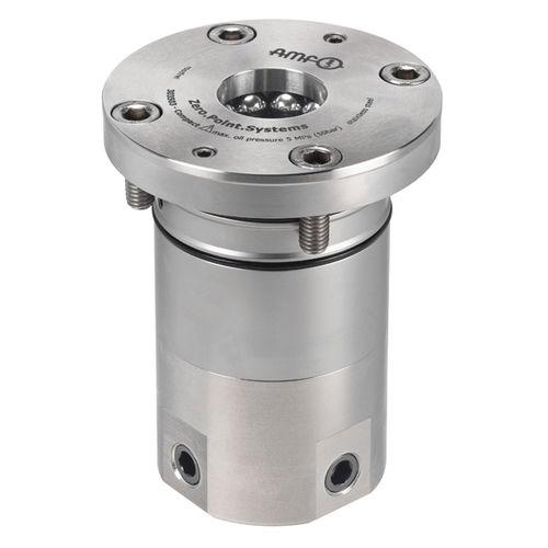cilindro di bloccaggio a punto zero compatto - ANDREAS MAIER GmbH & Co. KG (AMF)