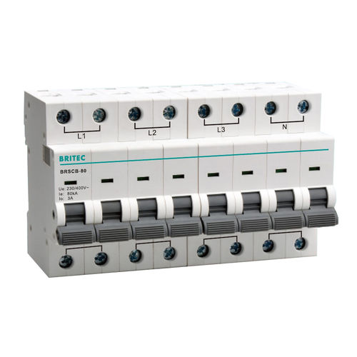 interruttore automatico termico / AC / per sovraccarichi / a bassa tensione