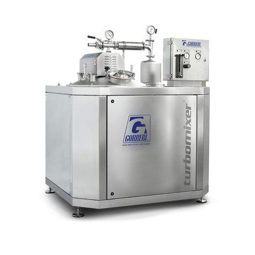 emulsionatore turbo