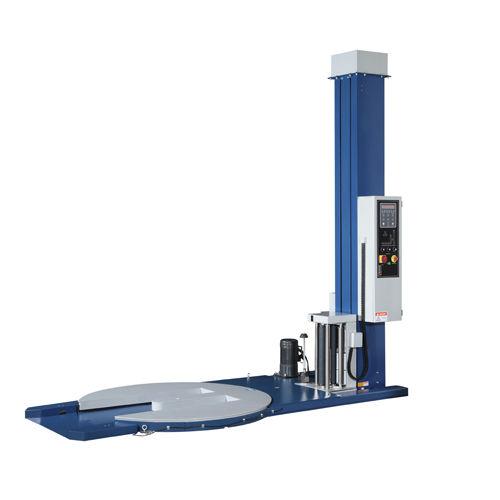 avvolgitrice fasciapallet a tavola rotante / automatica / manuale / di pallet