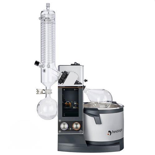evaporatore rotativo / da laboratorio / per solventi