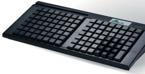 tastiera da ufficio / a tasti meccanici / con sistema di puntamento / programmabile