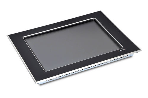 monitor LCD/TFT / con touch screen / 19
