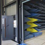 sistema di porte scorrevole / per interno / di accesso / automatico