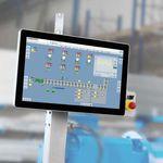 sistema di controllo di sorveglianza / digitale / per macchine / automatico