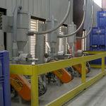 filtro per aria compressa / con cartuccia / allineato / di processo