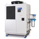 refrigeratore per applicazioni laser