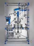 reattore per laboratorio / di processo / in vetro