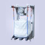 sistema di riempimento per sacchi