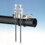 sistema di serraggio per tubi
