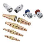 boccola in ottone / per impianto di riscaldamento, ventilazione e aria condizionata / per circuito frigorifero / per climatizzazione