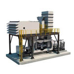 turbina a gas / a due alberi / per produzione di energia / per applicazioni di trasmissione meccanica