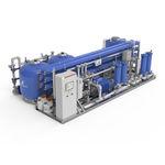unità di purificazione di acqua a osmosi inversa
