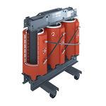 trasformatore di distribuzione / in resina / ad alta tensione / a bassa perdita