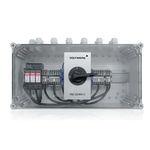interruttore-sezionatore rotativo / per applicazioni fotovoltaiche / DC / per inverter fotovoltaico