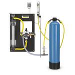 unità di filtrazione a carbone attivo / per acque reflue