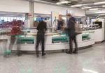 sistema di controllo per aeroporto