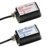 sensore acustico di supervisione / di frequenza