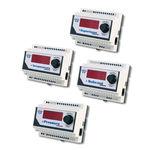 controllore di temperatura per sistemi frigoriferi / con display LED / PID