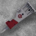martello picconatore idraulico