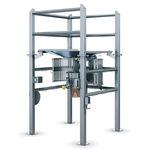 sistema di movimentazione di polvere / industriale
