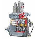 pompa alternativa / per gas / per olio / per prodotti chimici