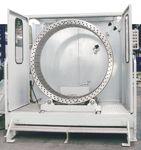 macchina per pulizia per l'industria del legno / ad alta pressione / ecologica