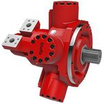 motore idraulico a pistoni radiali / a cilindrata variabile / a velocità bassa / ad alta coppia