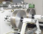 macchina per bobinaggio per tubi flessibili