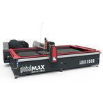 macchina da taglio a getto d'acqua abrasivo / CNC / per applicazioni industriali / 3 assi