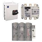 interruttore-sezionatore rotativo / 3 poli / 4 poli / a fusibile