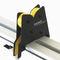banco da lavoro per taglio di tubi / in acciaio / mobile / monoblocco