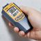 misuratore di umidità per materiali da costruzione / ad albero / con display digitale / palmare
