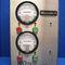 regolatore di pressione per aria / monostadio / a molla / per estrusione di tubi flessibili