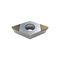 inserto da taglio CBN / per ghisa / per acciaio duro / per acciaio trattato